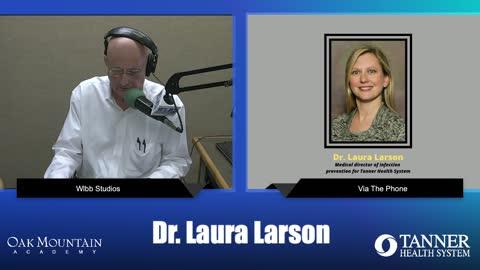 Community Voice 8/18/21 - Dr. Laura Larson