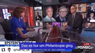 Epstein und Bill Gates (2019)