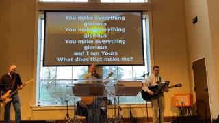 Blended Worship Service - Feb 07, 2021
