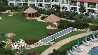 Barbados resort