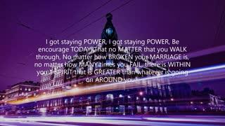 """"""" When Life Breaks Us Through """"...Motivational Speech"""