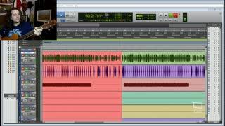 Guitar Picking Through Beat Tracking