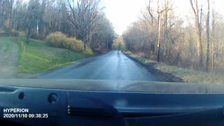 Dash Cam 10 point Buck Pennsylvania