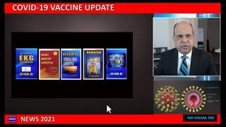 COVID 19 AND COVID VACCINE UPDATE JAN 13 2021 NIK NIKAM MD
