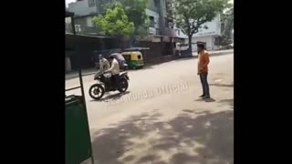 Very Funny videos    police videos feat. India    Lockdown compilation