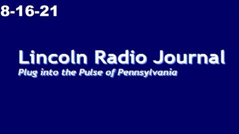 Lincoln Radio Journal 8-16-21
