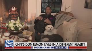 Don Lemon is a Race-Baiting Hack - Tucker Has the Proof