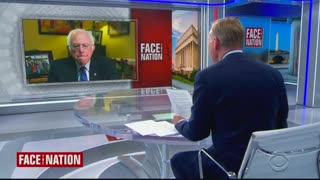 Bernie Sanders Condemns Hamas, But Says Helping Israel Is Not The Answer