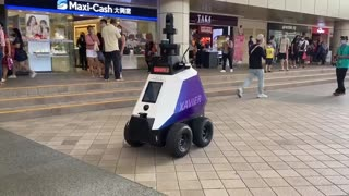 Singapore Deploys COVID Robots Using Facial Recognition To Check Vaccination Status