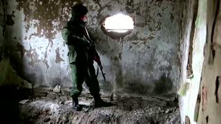 Ukraine president: Putin won't talk about troops
