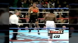 Mike Tyson - All knock outs