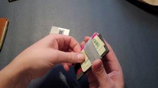 Crabby Wallet - cheap minimalist wallet