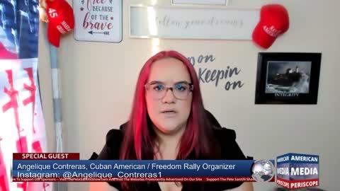 Angelique Contreras Interview July 28, 2021