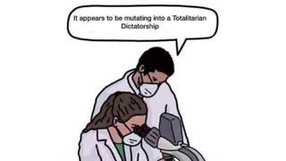 Totalitarian and Dictatorship