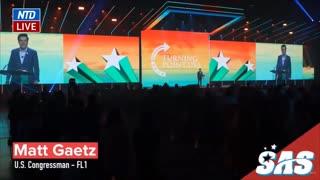 MATT GAETZ FULL SPEECH AT TURNING POINT USA (12/19/20 - DAY 1)