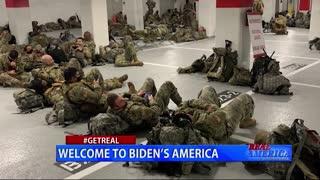 Dan Ball - #GETREAL 'Welcome To Biden's America'