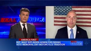 Real America - Dan W/ Rep. Brian Mast (May 5, 2021)