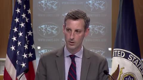 AP Reporter Confronts State Department Spokesman on Taking Credit for Trump-Era Accomplishments