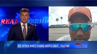 Real America - Dan W/ Joel Patrick (June 11, 2021)
