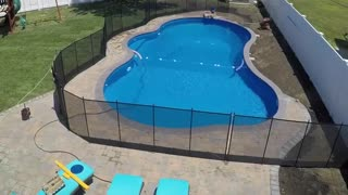 Pool Construction Time Lapse