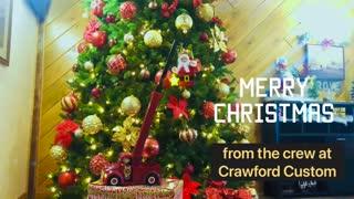It's a Crane Life Christmas!
