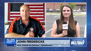 """Live from Atlanta: Heather Mullins tells John Fredericks about Fulton County's """"stall tactic"""""""