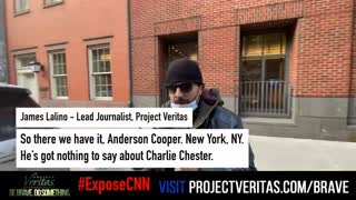 """Anderson Cooper refuses to comment on CNN Director's admission that network traffics in """"propaganda"""""""