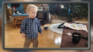 Funny Fails baby video clips    cute baby fall down videoclips