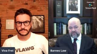 My 1st Stream with Robert Barnes (Nov 2019)