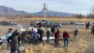 Plane Crash in Utah
