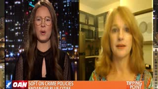 Tipping Point - Robin Amanda Kelley on Crime Victims Lacking a Voice