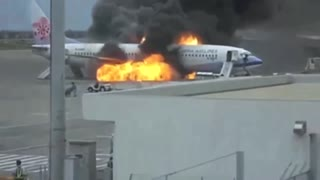 Airplane Crash Accidents