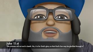 Bible Verse of The Day: John 11:4