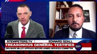 Treasonous General Milley Testifies Before Armed Services Cmte.