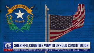 Nevada Sheriffs, Counties Vow to Uphold Constitution