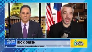 Rick Green on America's Voice News: HR 8