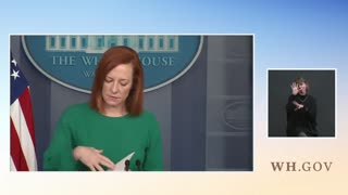Psaki On Biden And WH Admin On Gov Cuomo