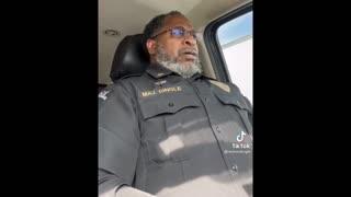 Black Police Officer Goes Off On Anti-Cop Rhetoric