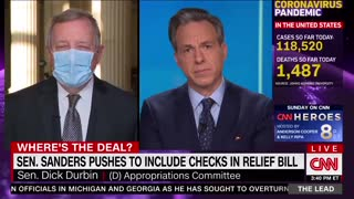 Durbin Admits Dems Turned Down COVID Relief