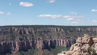 North side of the Grand Canyon