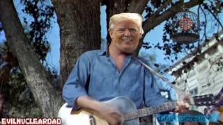 Donald Trump - Covid Rock