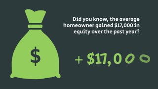 Homeowners Today Have Tremendous Equity
