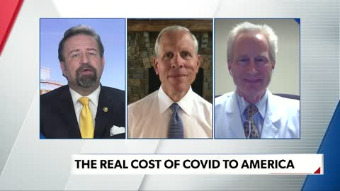 The Real Cost of COVID to America. Paul Mango & Dr. Peter McCullough with Dr. G.
