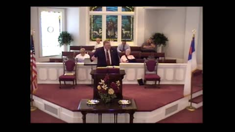 SUNDAY WORSHIP 8-8-2021