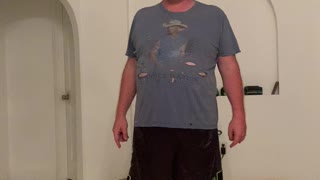 22 push ups for Suicide Awareness day 22