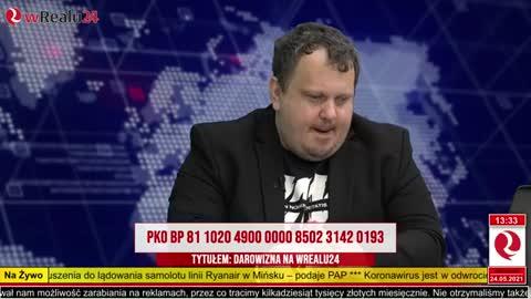Dr Jerzy Milewski - ekspert rynku farmaceutycznego i medycznego wRealu24