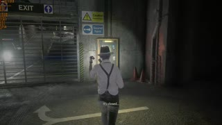 Resident Evil 2 Pt39 Corrupt pdo deep state even in games