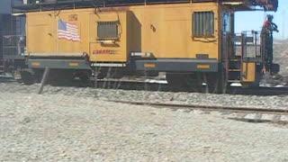 Rail Grinding Train 2019