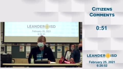 """Leander ISD, """"In The Dream House""""."""
