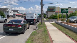 Concord Police, NHSP K-9 Unit Track Attempted Bank Robbery Suspect